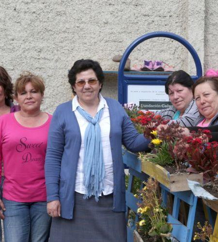 Encuentro con las internas de la Cárcel de Mujeres de San Joaquín