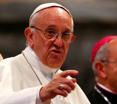 Nuncio e Iglesia chilena anuncia la visita del Papa Francisco
