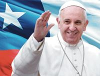Oración por la Visita del Papa Francisco a Chile