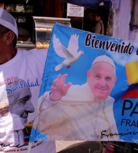 Comisión papal viajará a Bogotá para ver en terreno visita de Francisco a ese país