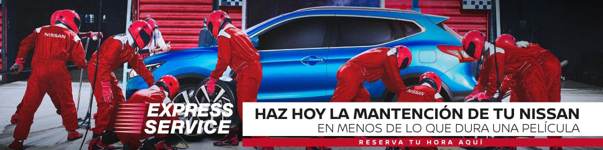 Mantencion Nissan