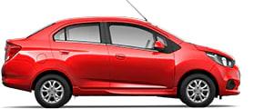 Chevrolet Spark Sedán