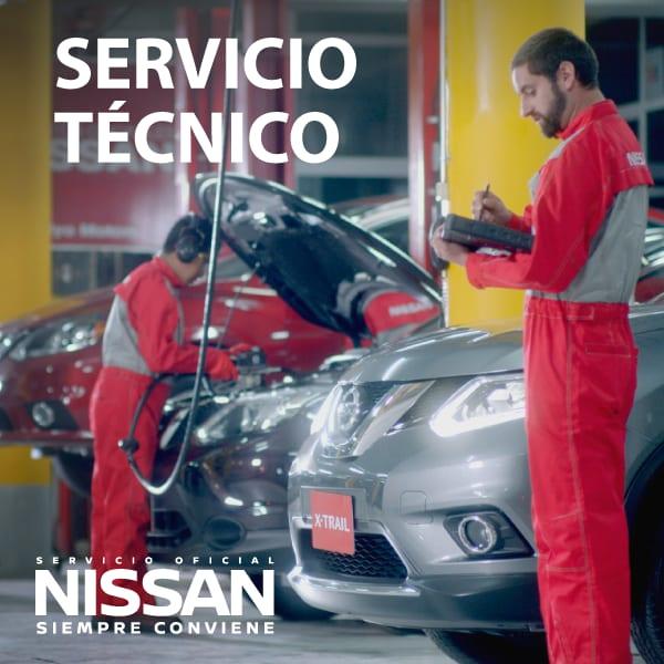 Servicio Tenico Nissan