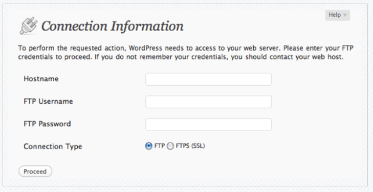 FTP_connection_Information