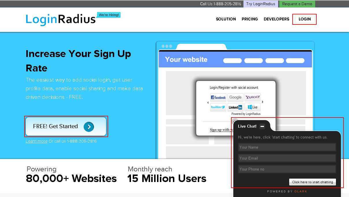 LoginRadius.com-sign-up