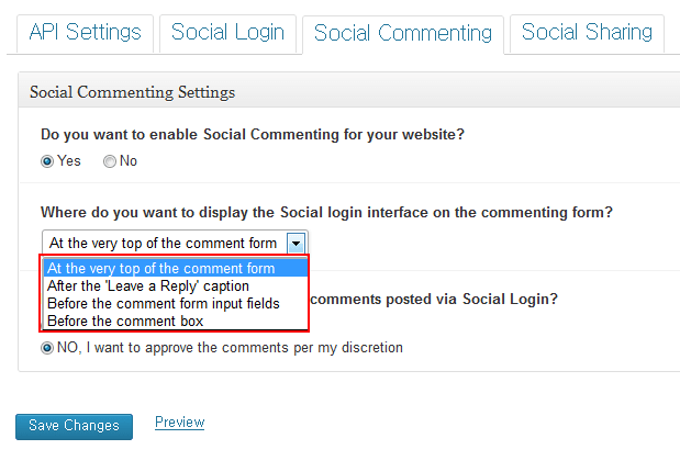 social commenting2
