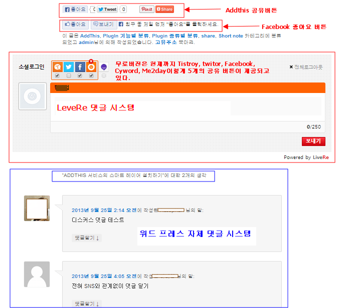 LiveRe-comments-box-with-wordpress-comments-box