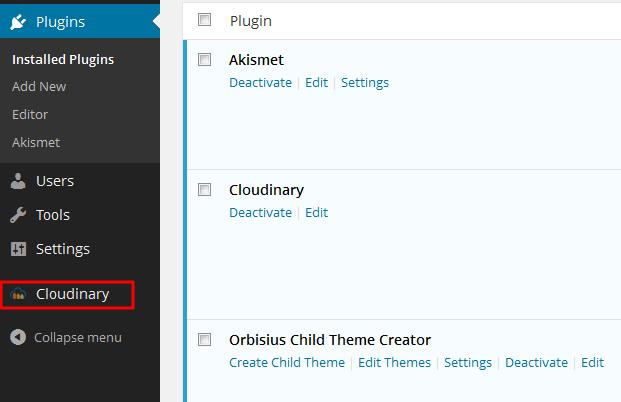dashboard-cloudinary
