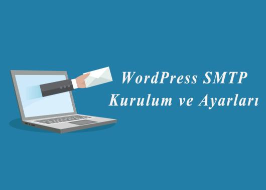 wordpress smtp kurulumu ve ayarları