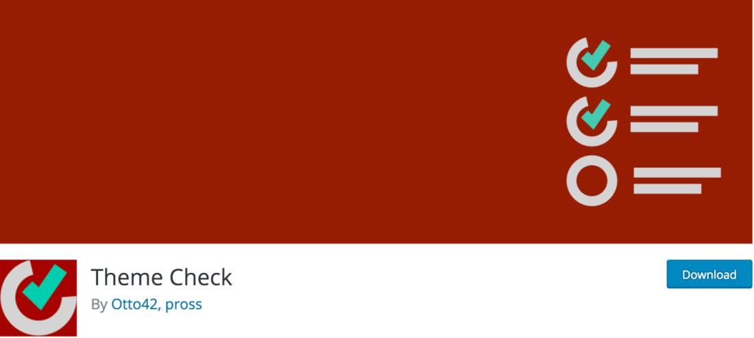 plugin-theme-check