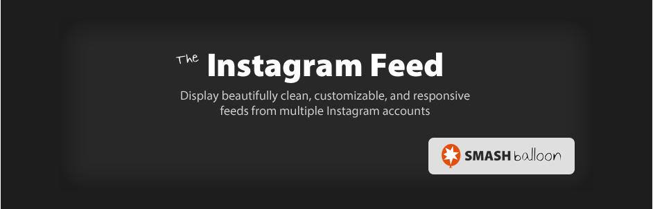 wordpress eklentisi instagram feed