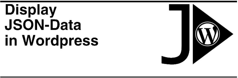 wordpress eklentisi json content importer