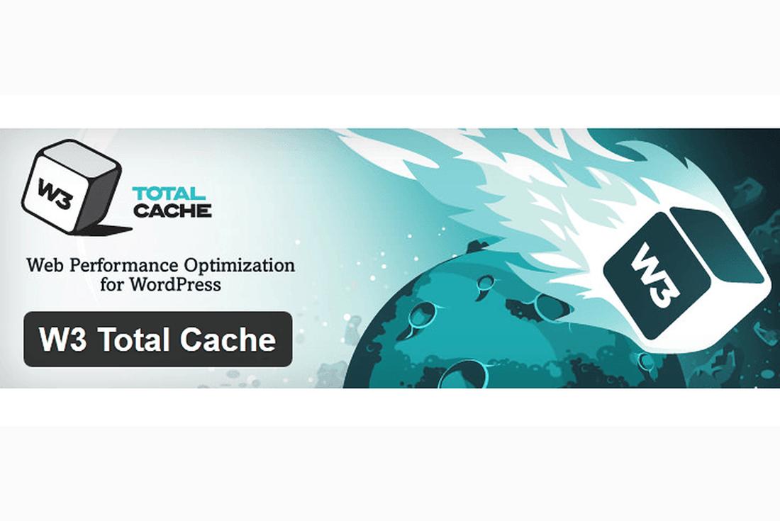 w3 total cache eklentisi