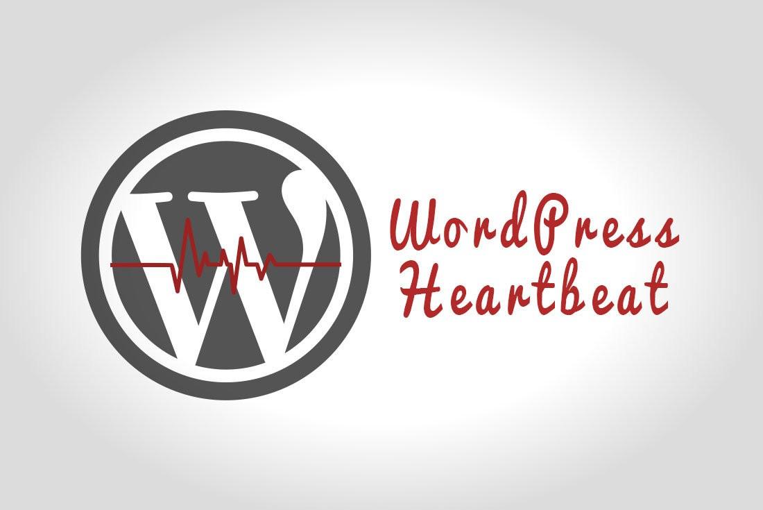 wordpress heartbeat api