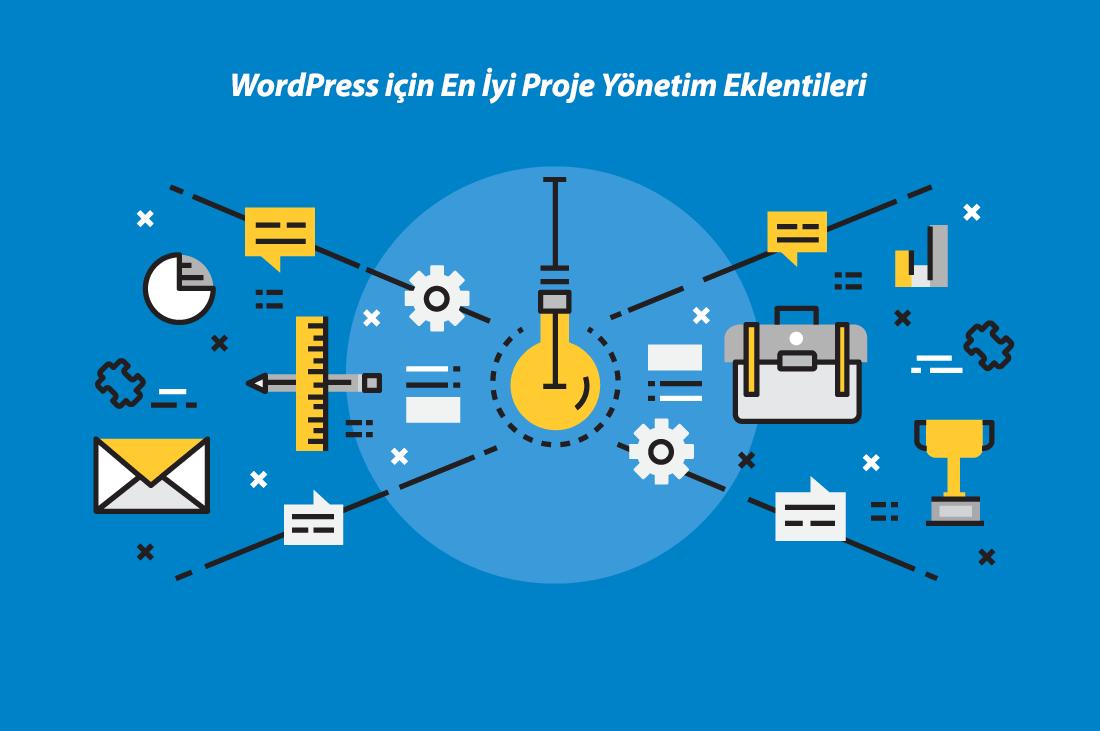 WordPress proje yönetim eklentisi