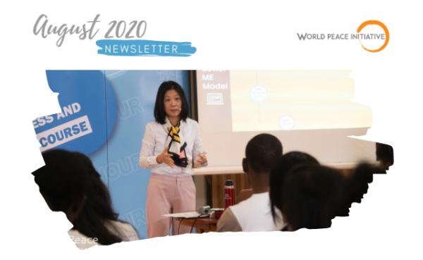WPI Newsletters: August 2020