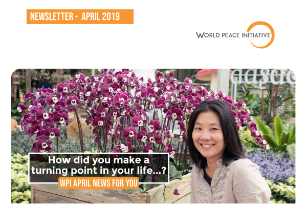 WPI newsletter : April 2019