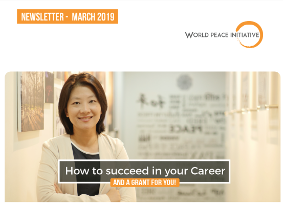 WPI newsletter : March 2019