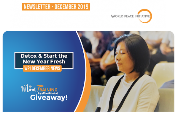 WPI Newsletters: December 2019