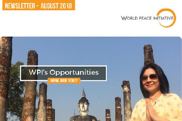 WPI Newsletters: August 2018