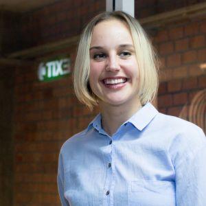 Peace Architect Kateryna Kulyk