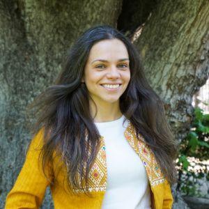 Peace Architect Elena Quiroga-Fernandez