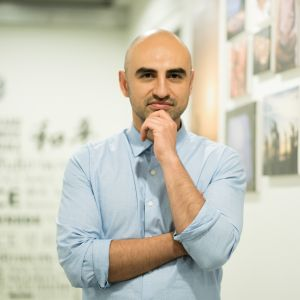 Peace Architect Marco Bermudez