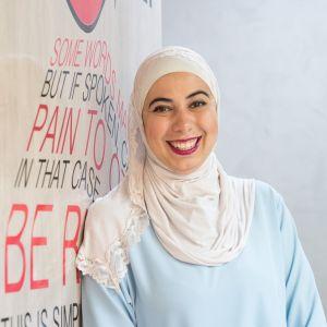 Peace Architect Nesreen Ismail Alkasheman