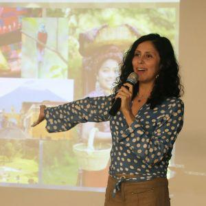 Peace Architect Ziomara María Estrada Elías