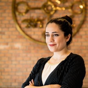 Peace Architect Ellen Zahabi