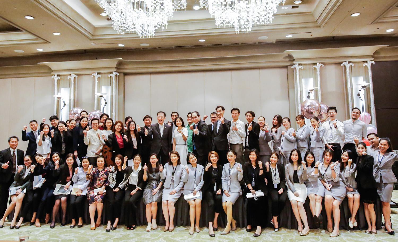 Corporate Group Photo