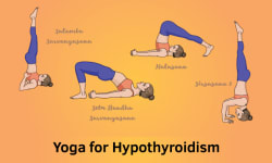 Yoga for Thyroid: 5 Simple Asanas For Hypothyroidism