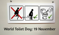 World Toilet Day: 5 Basic Tips To Improve Your Toilet Hygiene