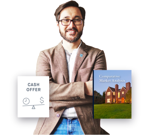 A realtor with a cash offer