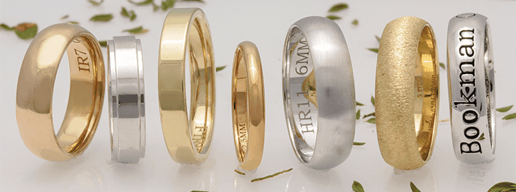 Tradidional Wedding Bands