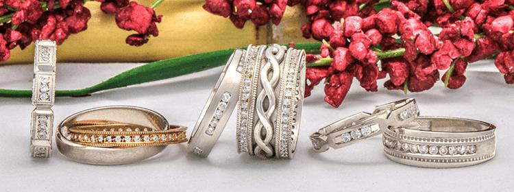 Designer / Contemporary Wedding Bands
