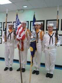 Great Lakes Color Guard