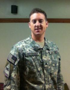 Sgt David Pittenger
