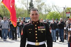 Corporal John R. Seminary USMC