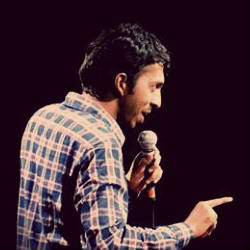 Life as a comic with Rupen Paul
