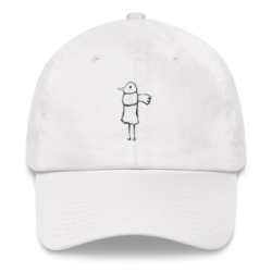 Osayuma Pun Pun Embroidered Hat - Mono – Super Unofficial