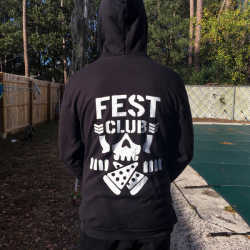 FEST Club Hoodie - FEST Wrestling