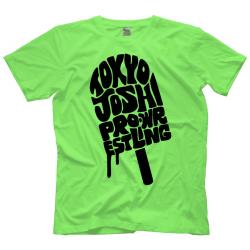DDT Pro-Wrestling Tokyo Joshi Pro-Wrestling (Popsicle) Shirt