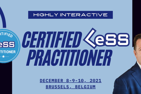 Certified Large-Scale Scrum (LeSS) Practitioner