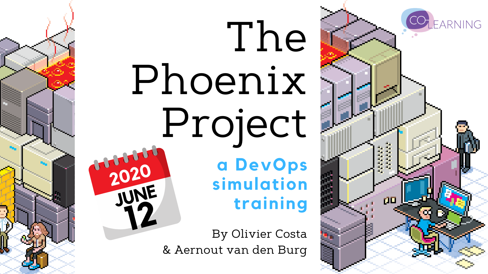 The Phoenix Project: a DevOps simulation training