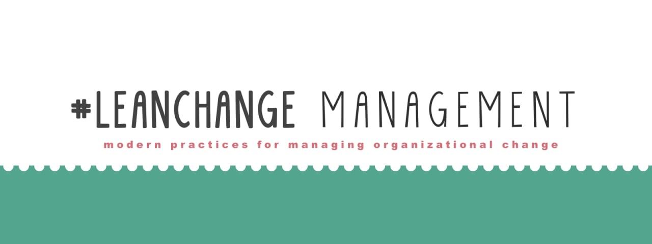 Lean Change Agent Online Workshop