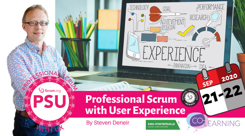Professional Scrum with UX