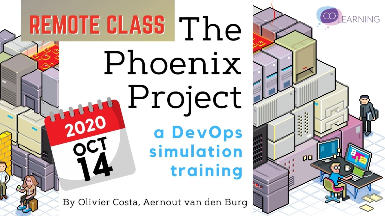 The Phoenix Project: a DevOps simulation training, Online
