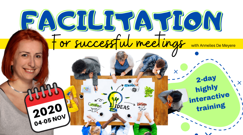 2-Day Design & Facilitation for Successful Meetings