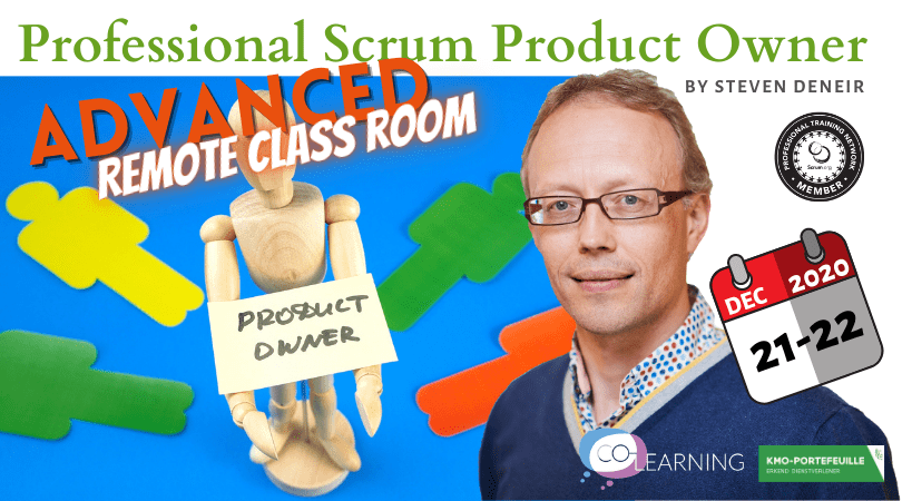 Professional Scrum Product Owner - Advanced Training